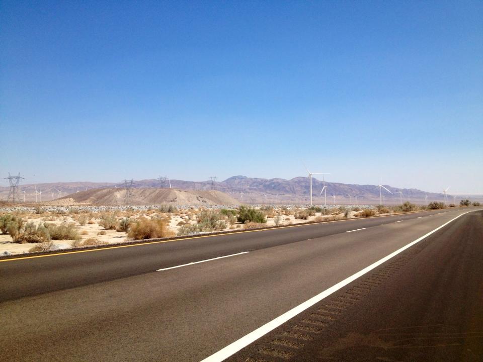 Hot Highway