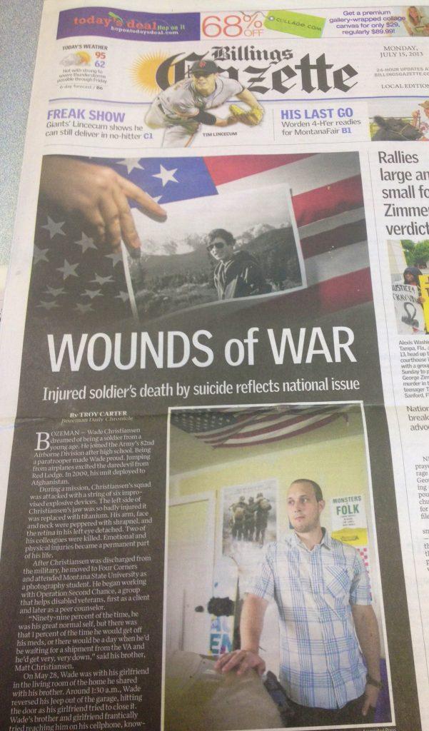 Wounds of War
