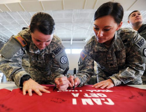 Tide for Troops: a small idea delivers a BIG piece of home
