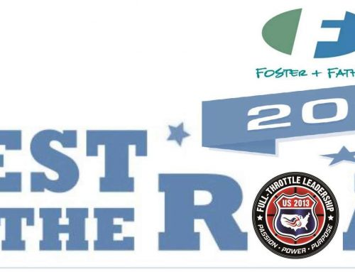 "Foster+Fathom ""Best of the Road"" 2013 – FACES"