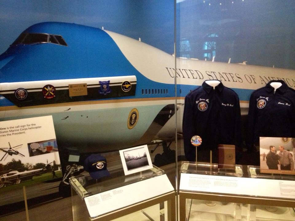 George Bush Presidential Library
