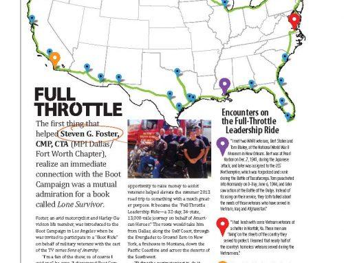 """MPI spotlights the """"Full-Throttle Leadership Ride"""""""
